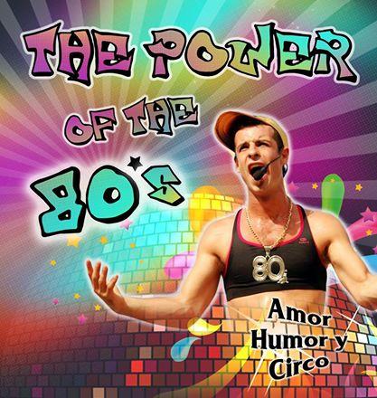 Eddy Eighty Amor, Humor y Circo