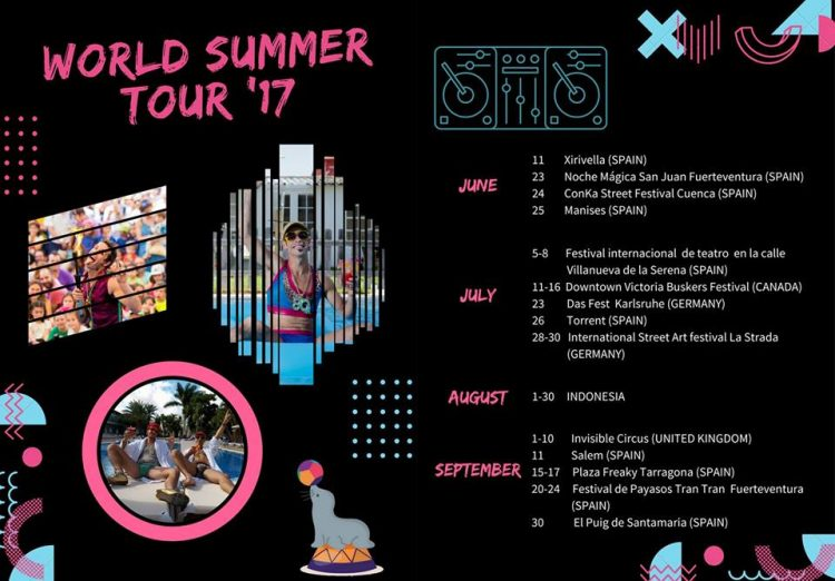 Summer World Tour