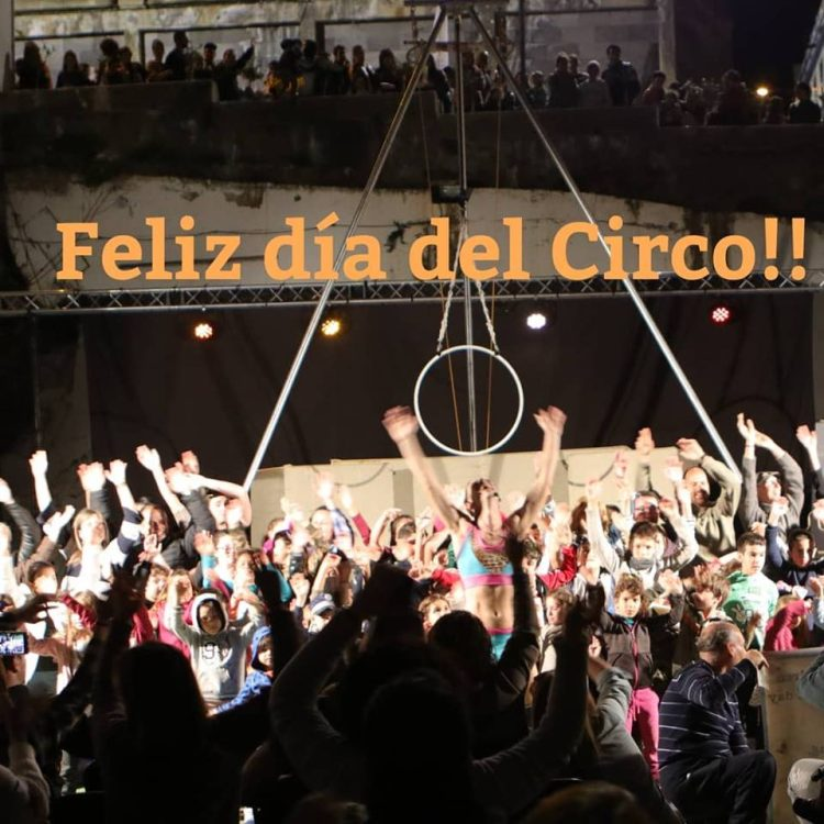LA Victoria Dia del Circo