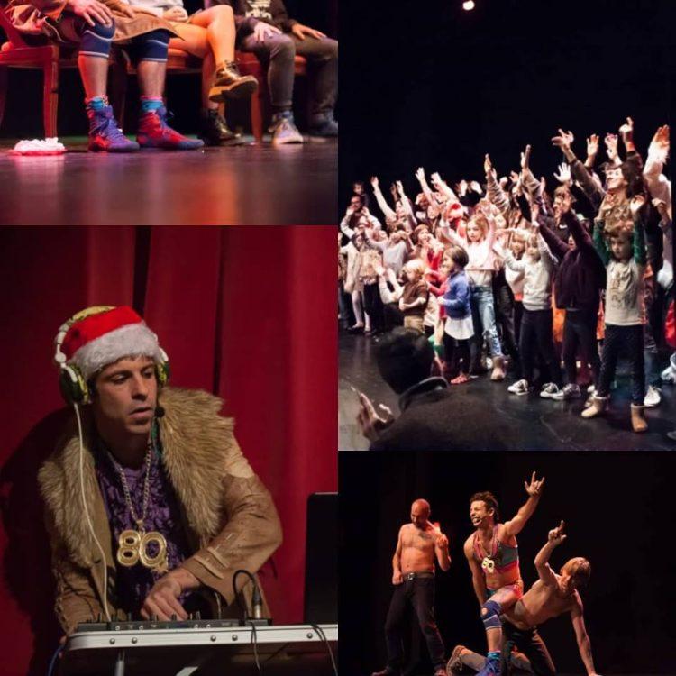 Presentador Cabaret NAvidad