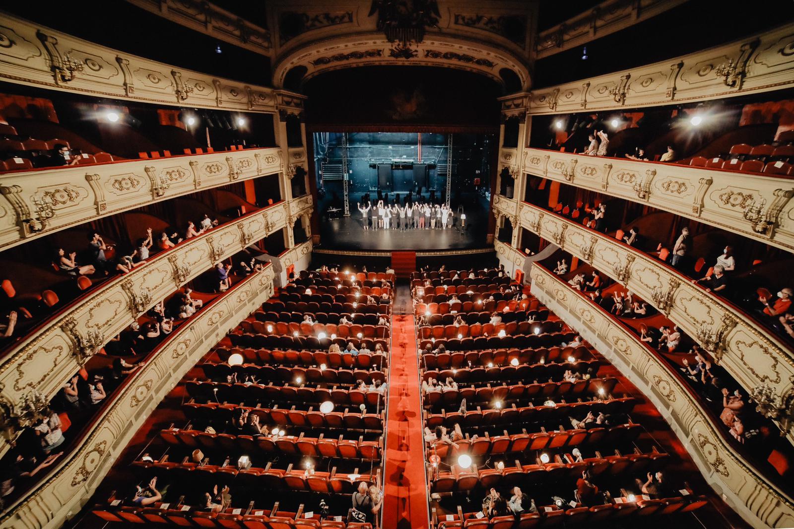 Teatro Principal valencia Nit